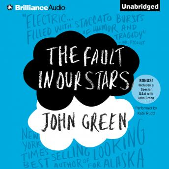 The Fault In Our Stars audiobook by John Green