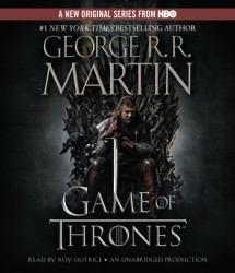 Game of Thrones audio book by George R. R. Martin