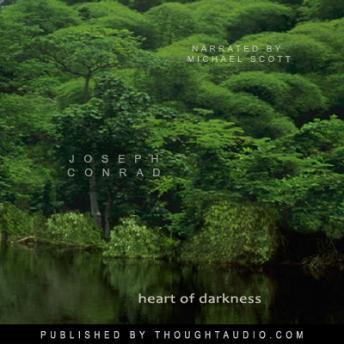 Heart of Darkness audio book by Joseph Conrad