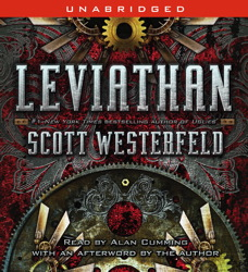 Leviathan audio book by Scott Westerfeld