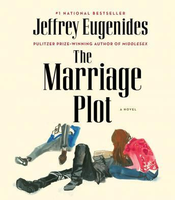 The Marriage Plot audio book by Jeffrey Eugenides