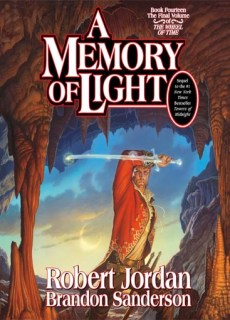A Memory of Light -- Robert Jordan
