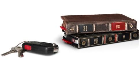 Hardcover book phone case
