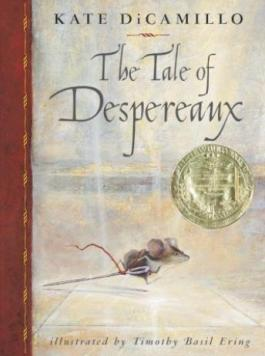 The Tale of Despereaux audio book by Kate DiCamillo