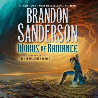 Words of Radiance audio book by Brandon Sanderson