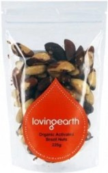 Loving Earth Activated Brazil Nuts