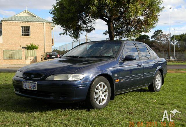 Ford Dealers Perth Australia