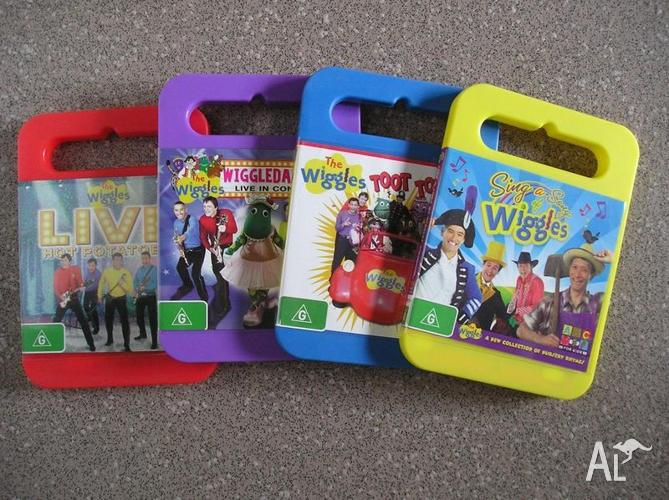 Wiggles Vhs Collection