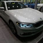 2018 Bmw 5 Series 530i Xdrive Sedan In Mineral White Metallic A73278 Auto Jager German Cars For Sale In The Us
