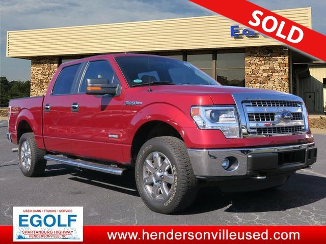 Used cars and trucks