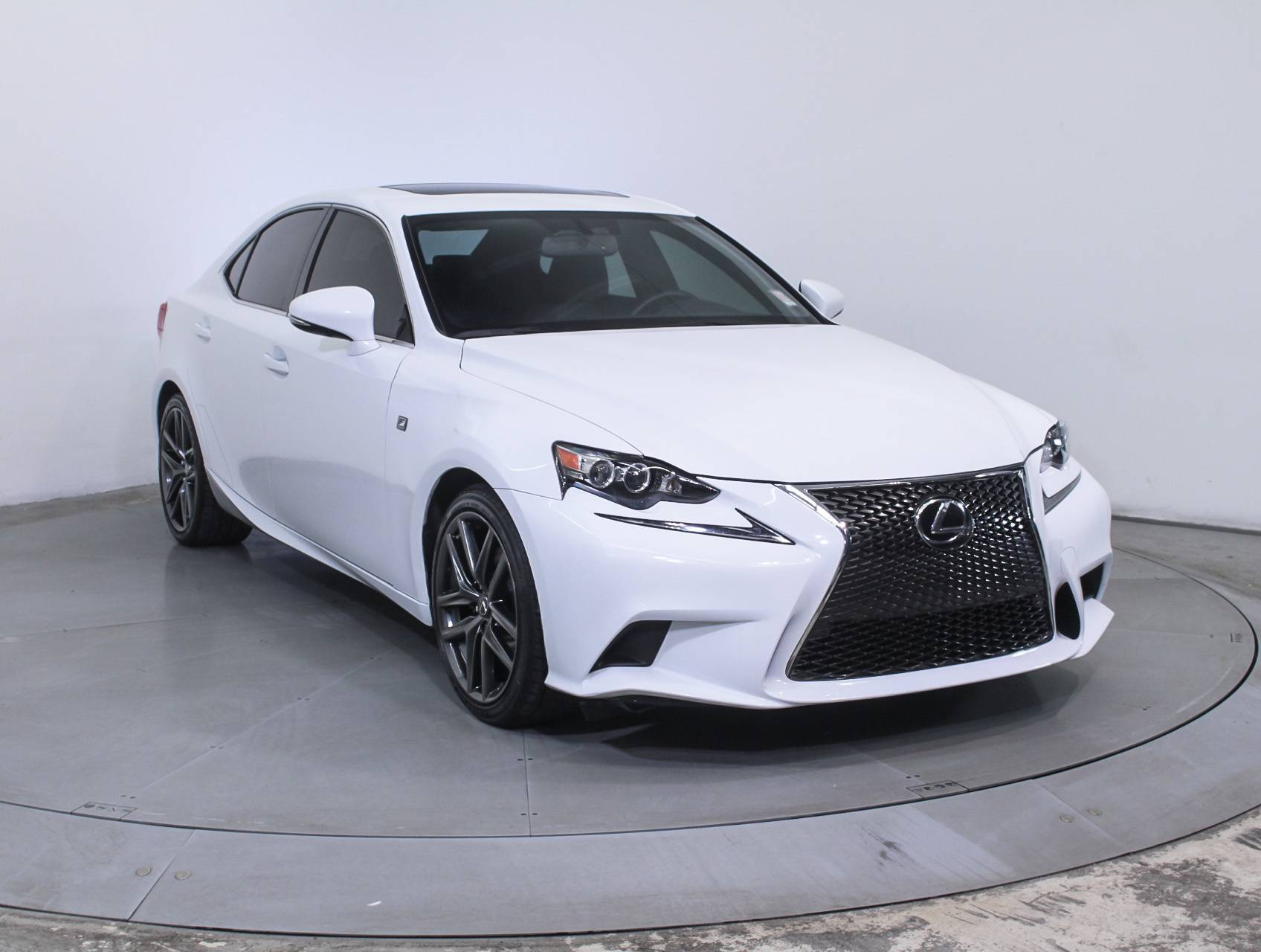Used 2014 LEXUS IS 250 F Sport Sedan for sale in MIAMI FL