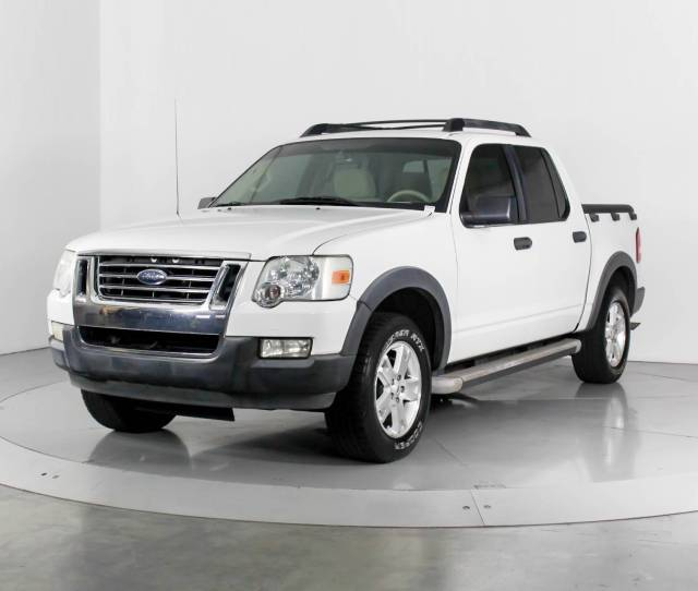 Used 2007 Ford Explorer Sport Trac Xlt Truck For Sale In West Palm Fl 99741 Florida Fine Cars