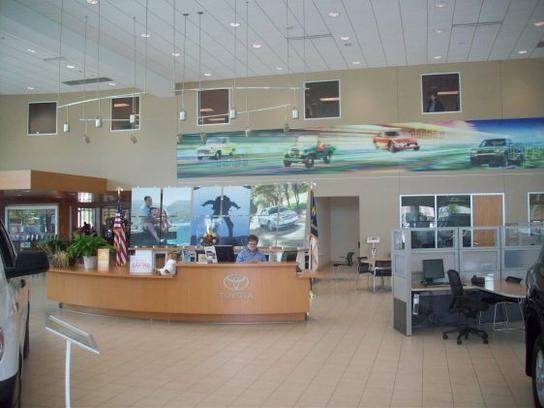 Rick Hendrick Toyota Scion Car Dealership In Fayetteville