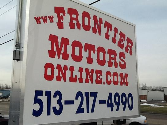 Frontier Motors Oh Middletown 45044 Car Dealership And Auto Financing Autotrader