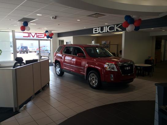 Valentine Buick GMC Fairborn OH 45324 Car Dealership