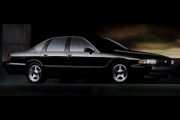 Modern-Day Classic: 1994-1996 Chevrolet Impala SS