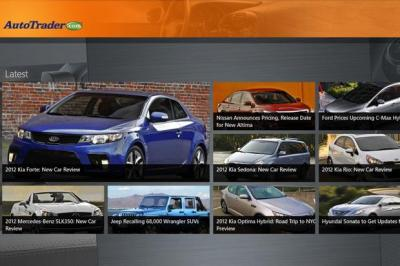AutoTrader.com Offers Showcase App to Windows 8 Early ...