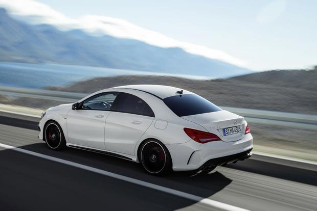 2014 Mercedes Benz CLA45 AMG First Drive Review Autotrader