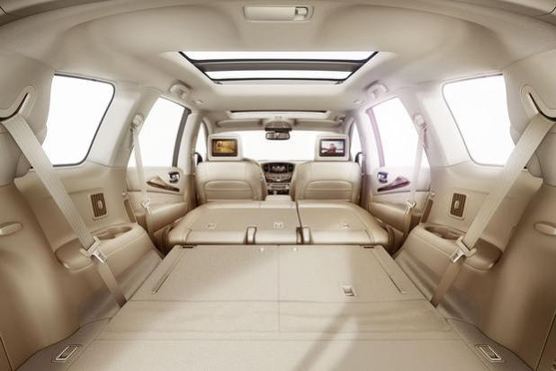 infiniti qx60 interior dimensions. Black Bedroom Furniture Sets. Home Design Ideas