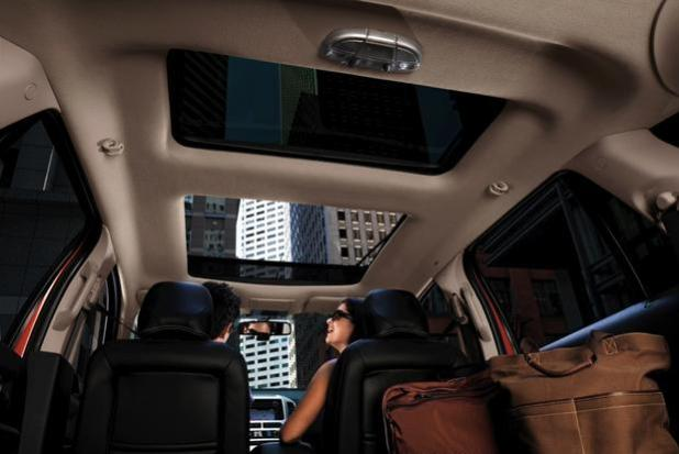 Does The 2008 Ford Edge Have 3rd Row Seating ...