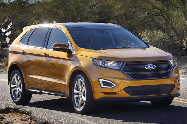 does a ford edge have 3rd row seating. Black Bedroom Furniture Sets. Home Design Ideas