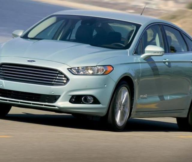 Ford Fusion Hybrid  Ford Fusion Energi New Car Review Featured Image Large