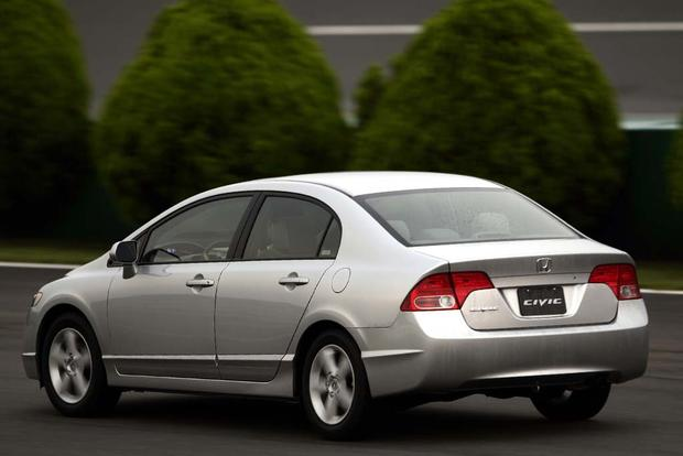 2003 Civic Coupe Stance