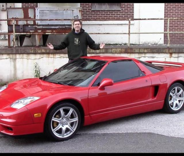 I Recently Had The Chance To Drive A 2003 Acura Nsx In Showroom Condition When I Say Showroom Condition I Dont Mean It Had Been Detailed Before I Got