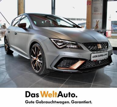 Verkauft Seat Leon Cupra R 310 Tsi Gebraucht 2018 4 750 Km In Zell Am See