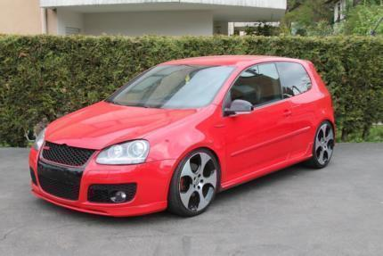 Verkauft Vw Golf V Gti Edition 30 Hg M Gebraucht 2007 185 000 Km In Backnang