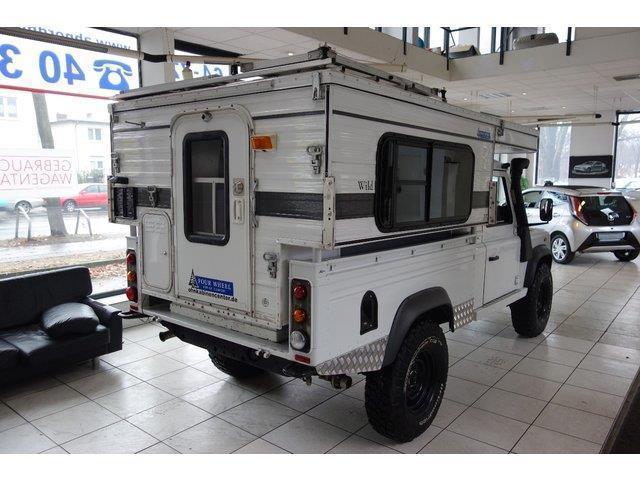 Pick Up Wohnmobil Gebraucht