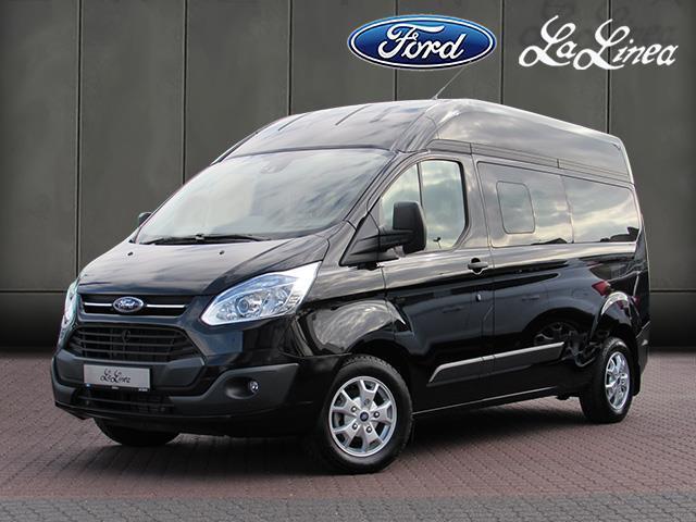 Verkauft Ford Transit Custom 2 2 Tdci Gebraucht 2013 5 500 Km In Duren