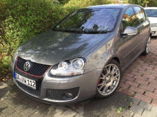 Verkauft Vw Golf V Gti 263ps Bbs Felge Gebraucht 2008 160 500 Km In Darmstadt