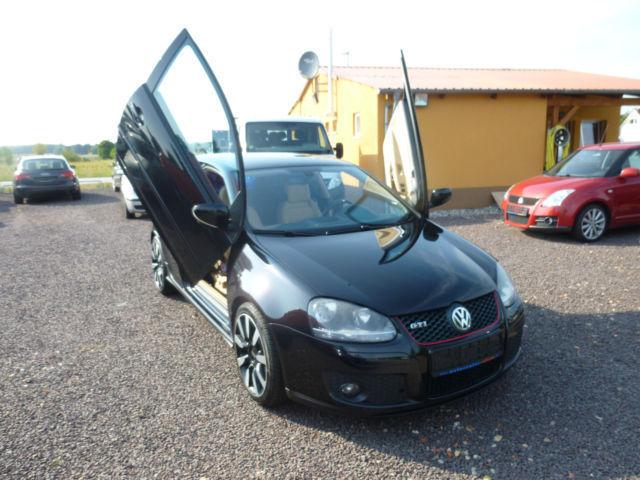 Verkauft Vw Golf V 2 0 Gti Flugeltur Gebraucht 2006 118 550 Km In Rathenow