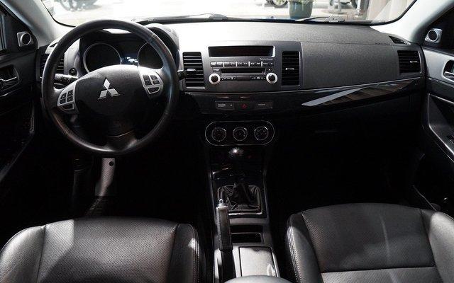 Såld Mitsubishi Lancer Sportback 1., Begagnad 2011, 5 810