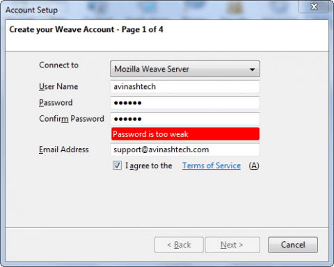 Synchronize your Firefox bookmarks, history, tabs and passwords wherever you go. 2
