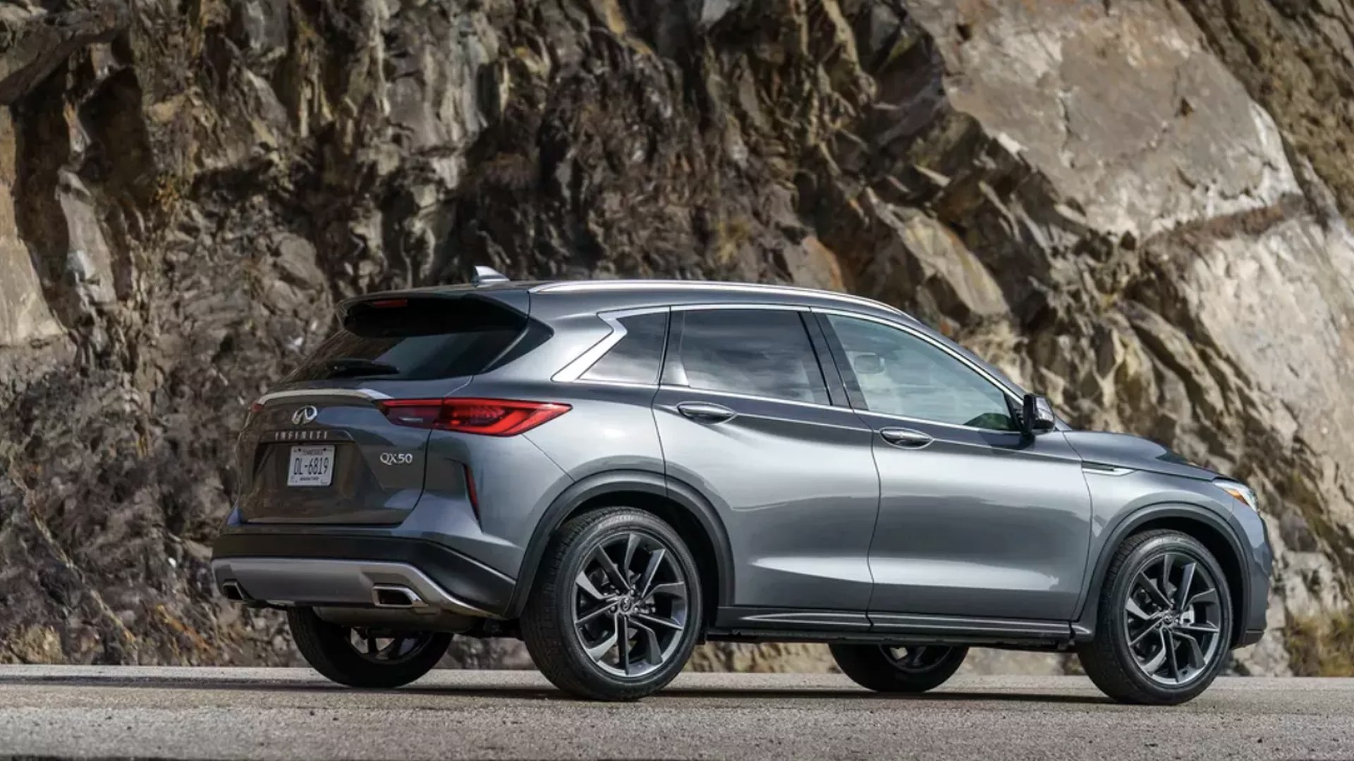 What we're driving: 2019 Infiniti Qx50 - Axios
