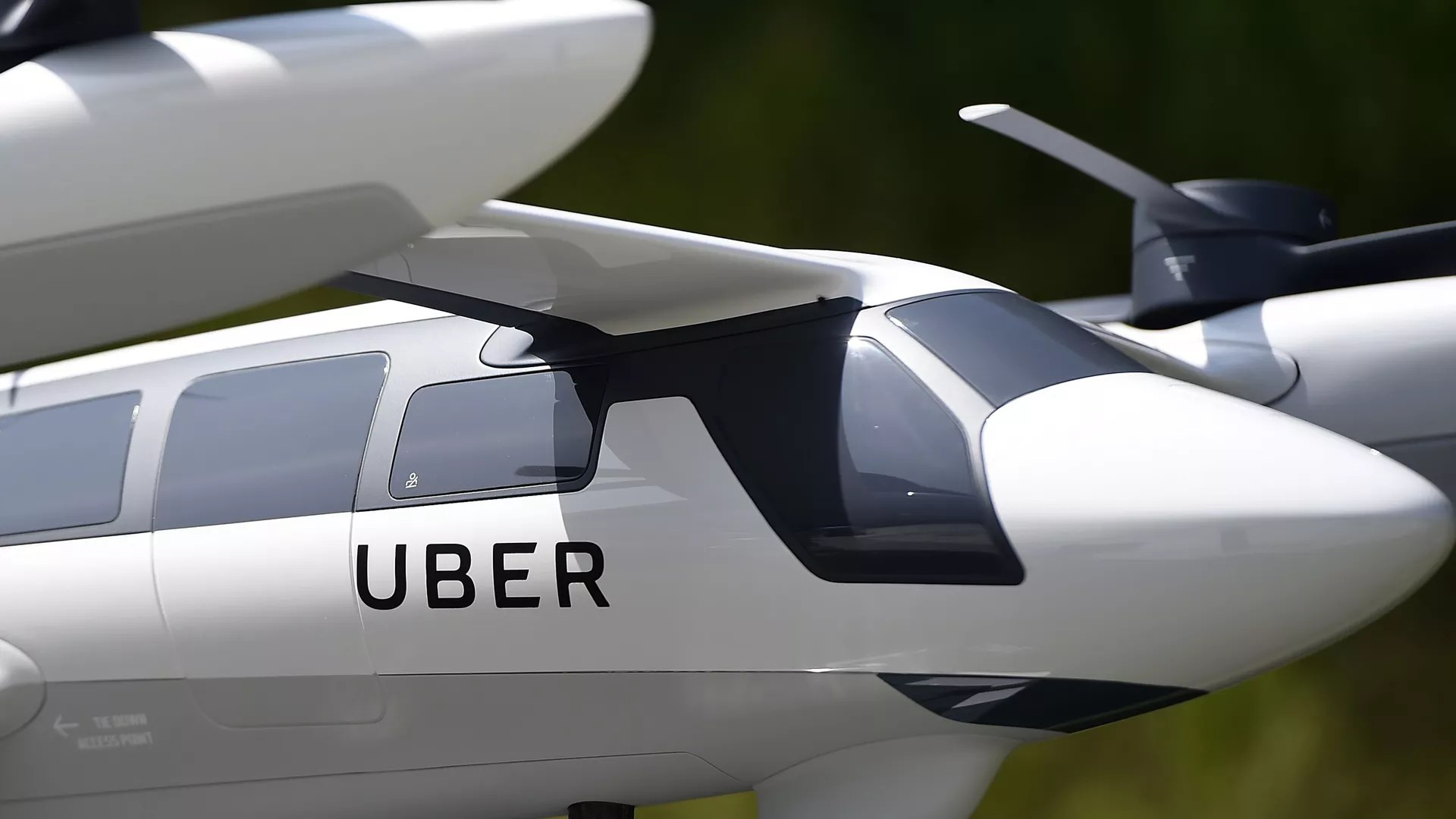 Flying Car Plane Concept From Uber Elevate