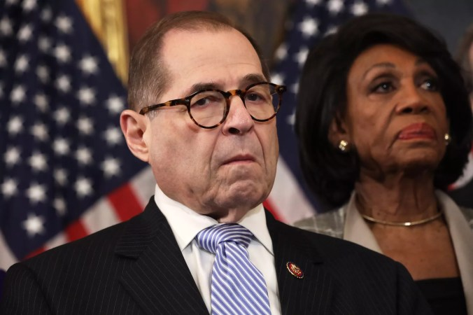 Read Jerry Nadler's opening statement in debate over articles of  impeachment - Axios