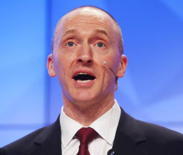 Carter Page Boasted Of Kremlin Ties In