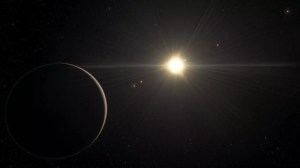Understanding the rhythm and music of 5 alien planets
