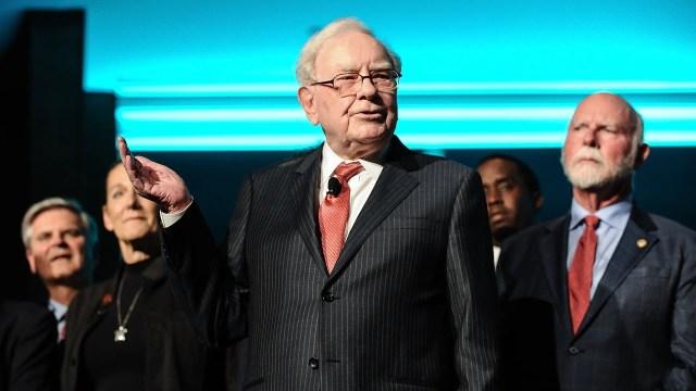 Warren Buffett Releases Annual Letter
