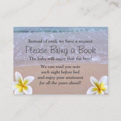 Flower Wishes For Baby Shower Invitations