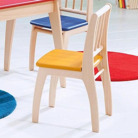 chaise pour enfants nature