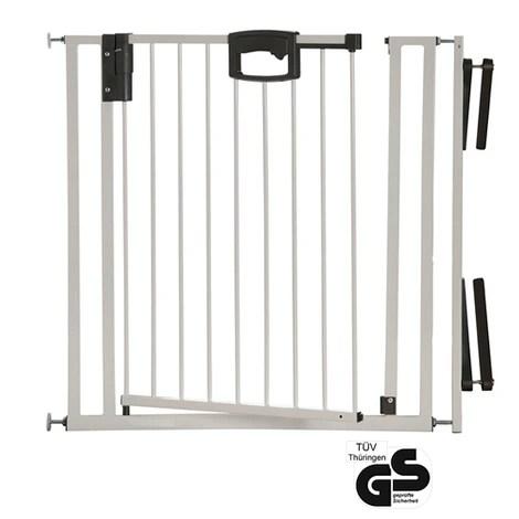 barriere de securite de barriere d escalier easylock plus 84 5 92 5 cm