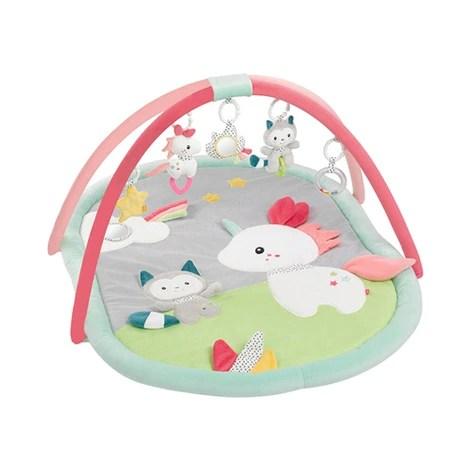 arche de jeu avec tapis d eveil 3d aiko yuki