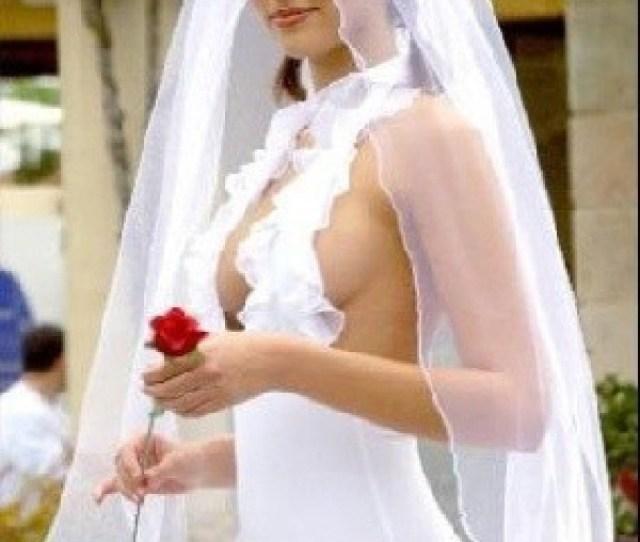 Porn Star Wedding Worst Wedding Dresses