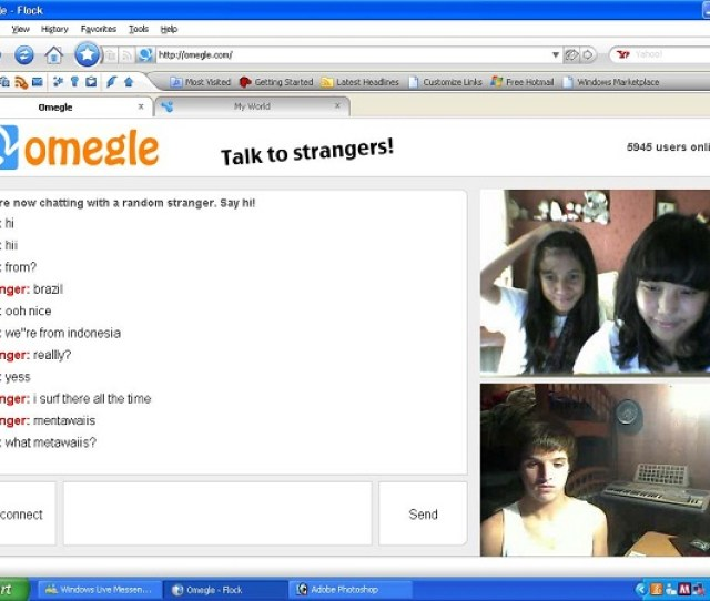 Omegle Best Video Chat Sites