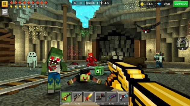 12 Best Pixel Games For Android And IOS Pixel Gun 3D Pocket Edition 12 Best Pixel Games For Android And IOS
