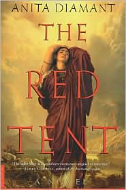 The Red Tent by Anita Diamant: Book Cover